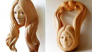 Как расчесать длинные, склонные к сухости волосы.(, 2014-08-08T18:39:34.000Z)