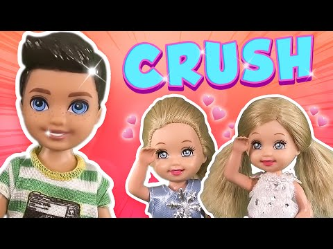 Barbie - The Twin's Have a Crush | Ep.150