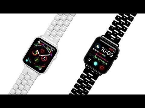 Apple Watch Series 5 New Ceramic and Titanium Models?