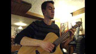 Hallelujah Fingerstyle Guitar Cover arr. James Bartholomew.mp3