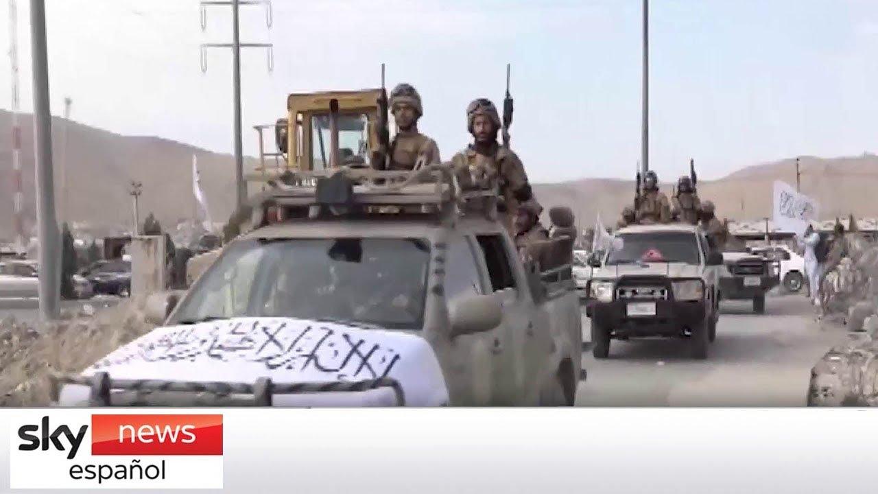 Francotirador afgano entrenado por Gran Bretaña abatido a tiros por talibanes