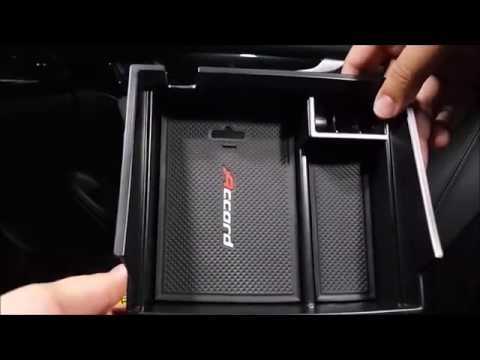 Product Review: Honda Center Console Tray Addon