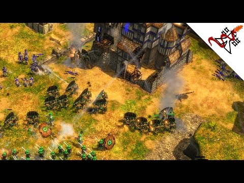 Age of Empires 3 - A Really Fun   Multiplayer Game