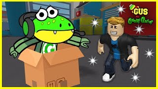 Roblox Hide N Seek Extreme YOU CAN'T FIND ME Let's Play with Gus the Gummy Gator