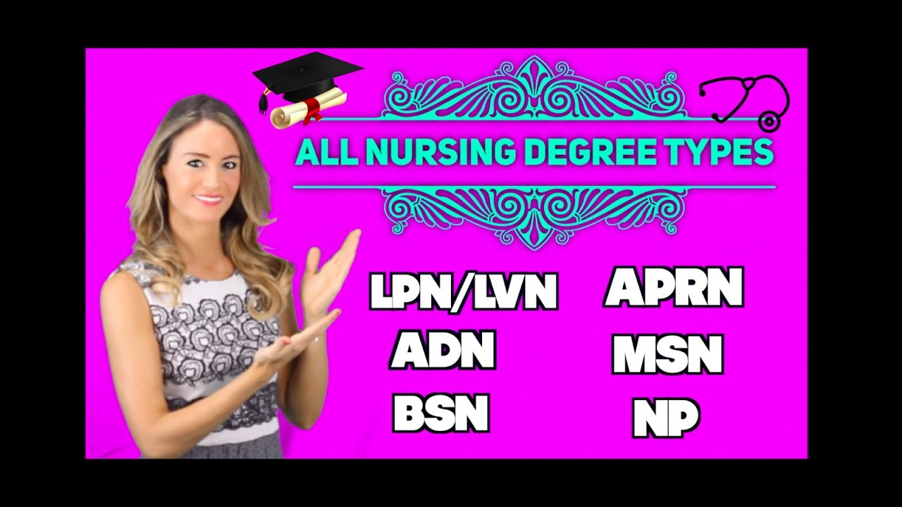 Best Types of Nursing Degrees - 2019 NurseJournal org