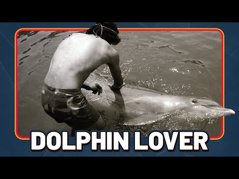 """Dolphin Lover - The Real Life """"Shape of Water"""""""