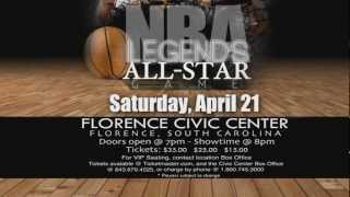 NBA Legends All-Star Game - POSTPONED