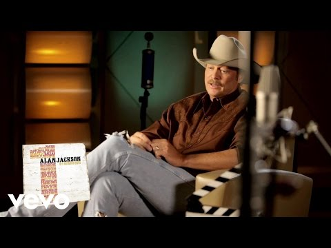 Alan Jackson Interview  Where Were You When The World Stopped Turning  34 Number