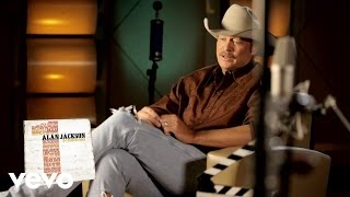 Alan Jackson Interview - Where Were You (When The World Stopped Turning) - 34 Number ...