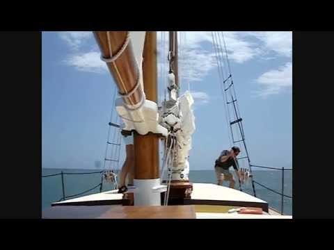 Sailing on The Schooner Momentum