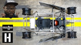 Did We Just Build the World's Best Driving Sim Rig???