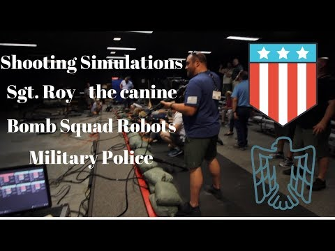 Part 3: Fort Leonard Wood: Dogs, Barracks, Military Police