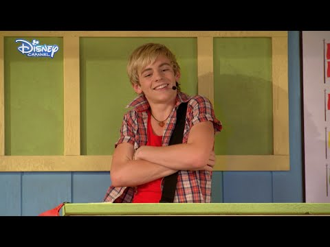 Austin & Ally | Heard It On The Radio Song |Official Disney Channel UK