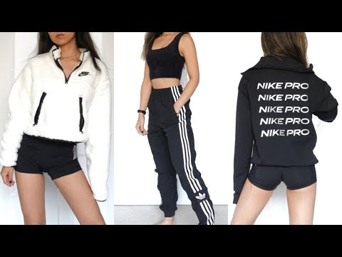 ACTIVEWEAR TRY-ON HAUL