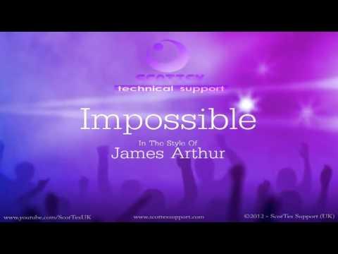 Impossible lirik