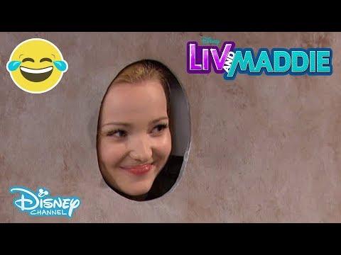 Liv And Maddie | Liv's Stolen Phone  😱 | Disney Channel UK