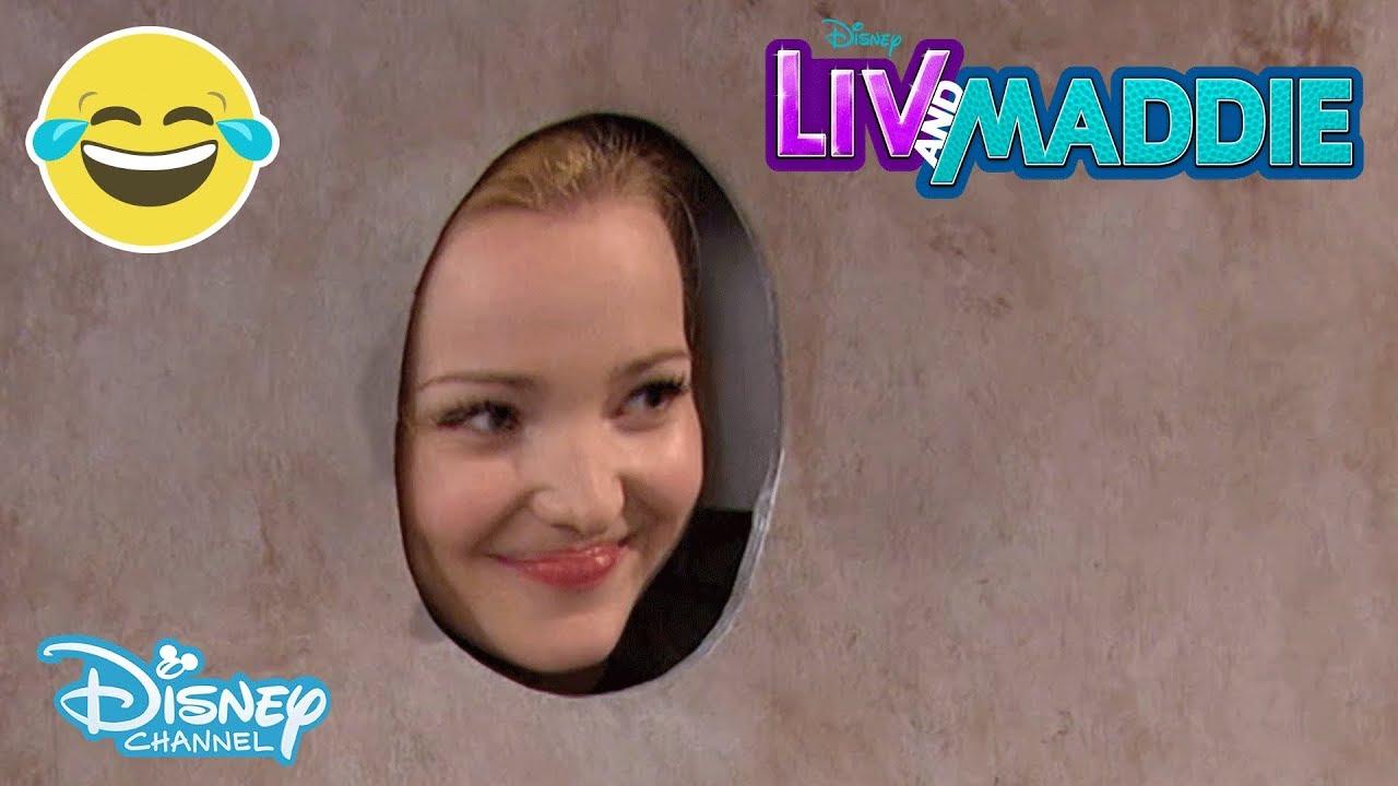 Download Liv And Maddie | Liv's Stolen Phone  😱 | Disney Channel UK