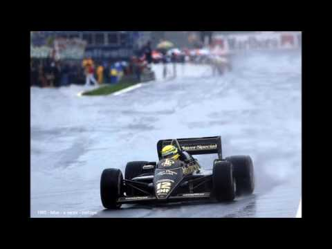 Sound Therapy - 30 minutes of Formula One Race by MaJor