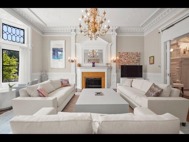 Exquisite Residence in Boston, Massachusetts   Sotheby's International Realty