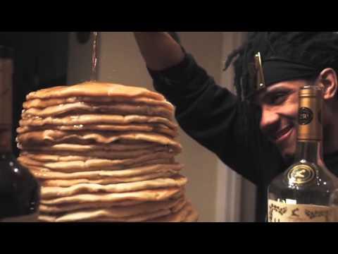Harvey J- Pancakes & Hennessy! [Music Video]