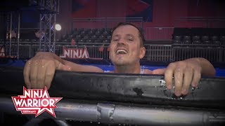 Ninja Warrior Germany: Backstage - Martin testet den härtesten TV-Parcours Deutschlands