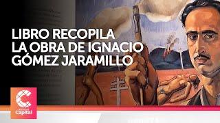 Adopte una librería con la colección de arte del pintor Ignacio Gómez Jaramillo