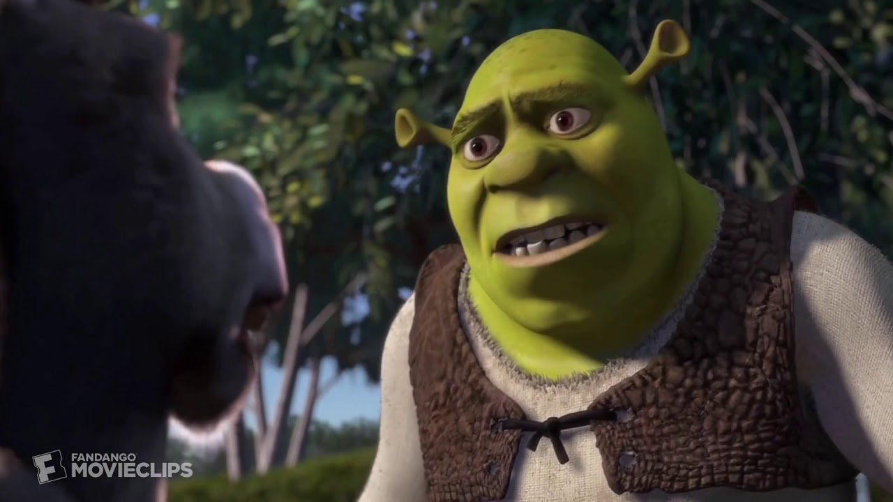 DOWNLOAD Shrek Hallelujah scene w/ Again Mp20, 20Gp & HD ...