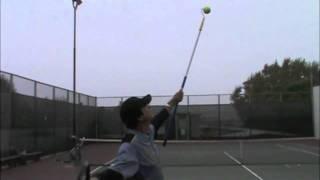 Modern Tennis Serve # 3