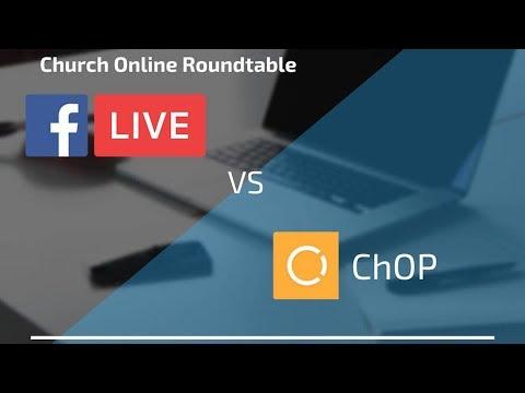 Episode 1 - Facebook LIVE vs. ChOP