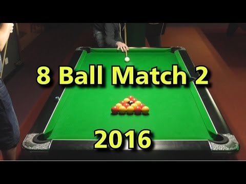 English Pool Match 2- 2016