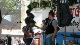 James Durbin singing Black Velvet (by Allannah Myles)