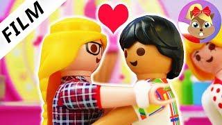 Playmobil Film polski | ZESWATANIE BYŁEGO CHŁOPAKA - randka w ciemno w kawiarni | Serial dla dzieci