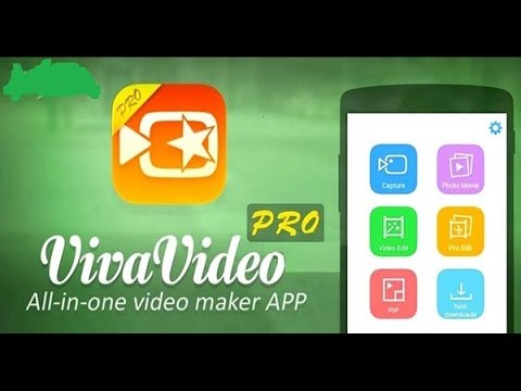 how to download viva video pro for free| videos editor|2017 | no watermark