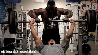 The Metroflex Monsters