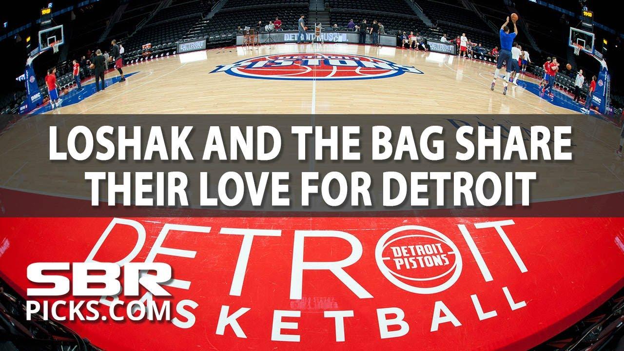 NBA Pick | Charlotte Hornets vs Detroit Pistons | Loshak and The Bag