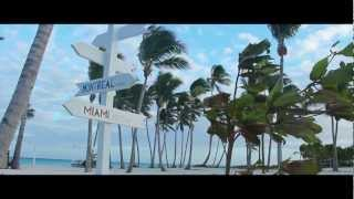 Позитивная свадьба в Доминикане