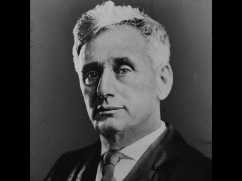 Jeffrey Rosen: Louis D. Brandeis: American Prophet