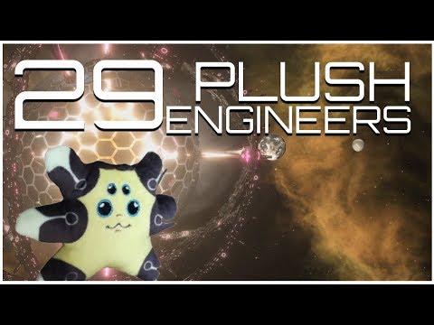 Stellaris - Giga-Plush-Engineers - Part 29 - So, So Jetlagged
