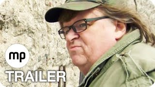 WHERE TO INVADE NEXT Trailer German Deutsch (2016) Michael Moore