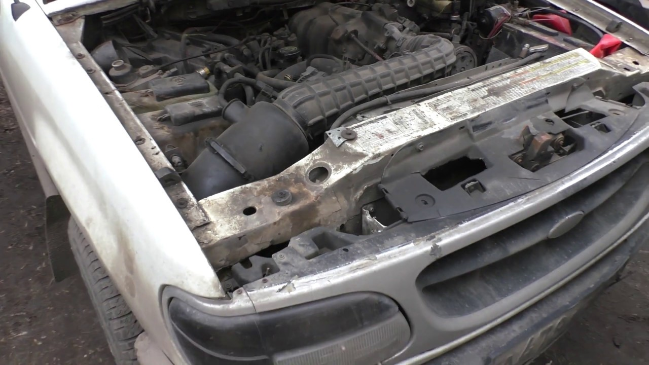 Что будет если залить ATF в двигатель внедорожника форд