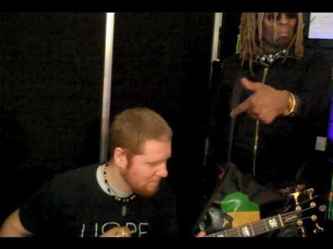London Bass show 2011-TM Stevens/Mark King + Supri...