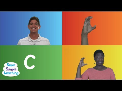 Thumbnail: The Alphabet Chant | Super Simple Songs