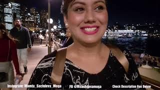 Sydney Harbour & Opera House with Mamta Sachdeva Air hostess