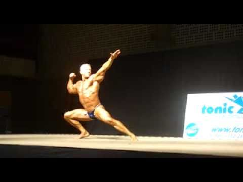 Two-time Bodybuilding Champion of Luxembourg 2010.mp4