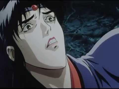 "Favorite Anime Clip #6 ""Ninja Scroll"""