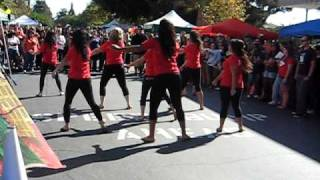 University of La Verne Homecoming Street Fair: Dance Team