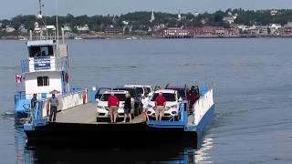 Campobello-Deer Island Ferry, New Brunswick
