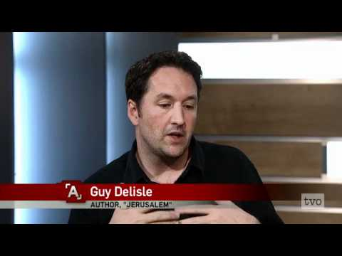 Guy Delisle: Changes in Comics