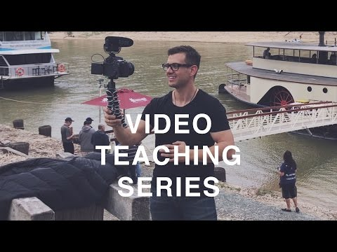 VIDEO TEACHING SERIES (A School, Parish, Catechesis & Youth Group Resource)