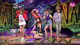Repeat youtube video 포미닛_이름이 뭐예요? (What's Your Name? by 4minute@Mcountdown 2013.5.2)
